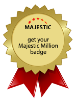 Per avere il proprio Majestic million badge